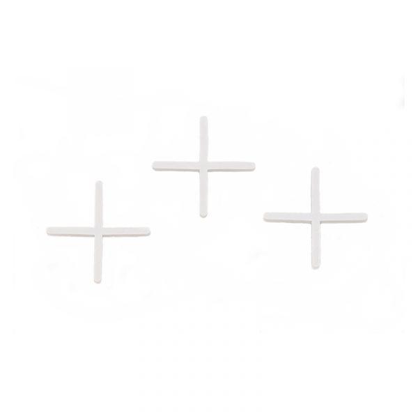 Крестики для укладки плитки 1 мм (200 шт.)