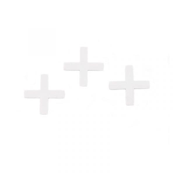 Крестики для укладки плитки 4.0 мм (100 шт.)
